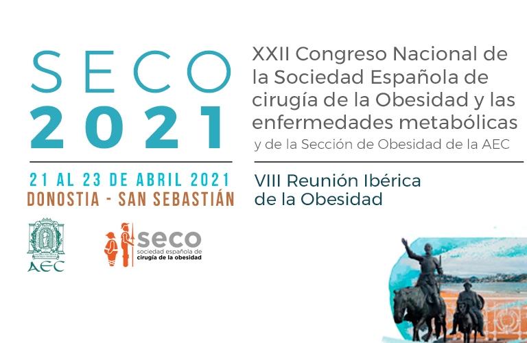 El congreso SECO 2020 de San Sebastián se pospone un año.