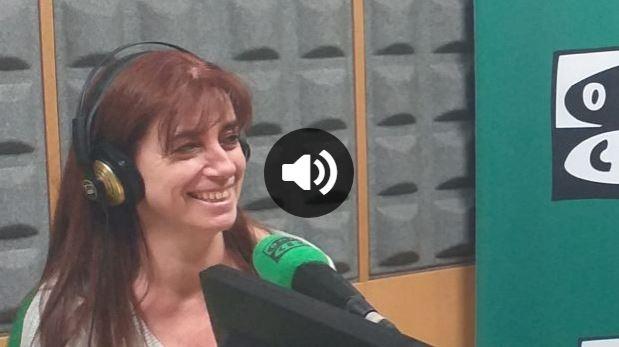 Entrevista a Raquel Sánchez Sántos en Más de uno Vigo