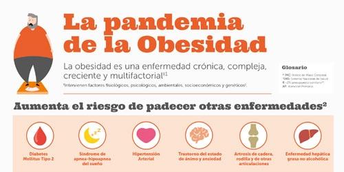 La obesidad, es una enfermedad